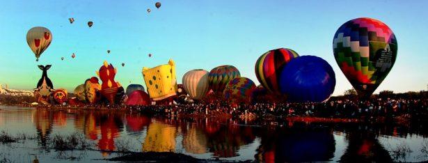 Jalisco impulsa el Festival Internacional del Globo