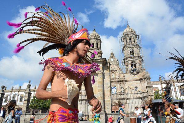 Más de 33 mil danzantes acompañarán a la Virgen de Zapopan