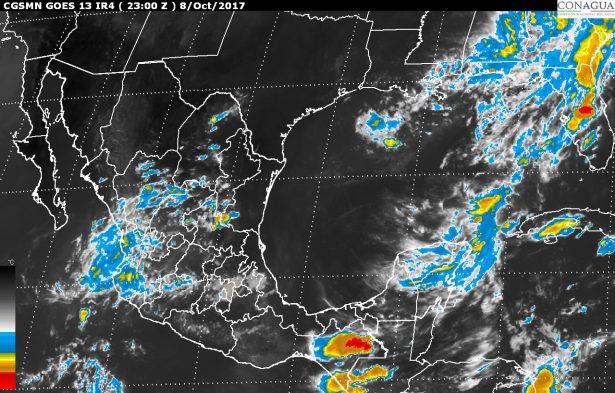 Continuarán tormentas en Jalisco: SMN
