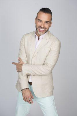 """Quiero lucir famosa"" con André Quijano"