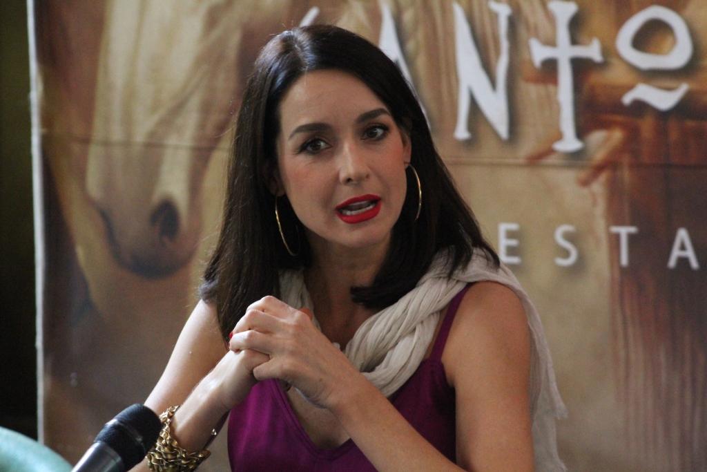 SUSANA González reiteró que el papel de Elena Tejeda ha sido su personaje consentido. Foto: Aurelio Magaña Niño