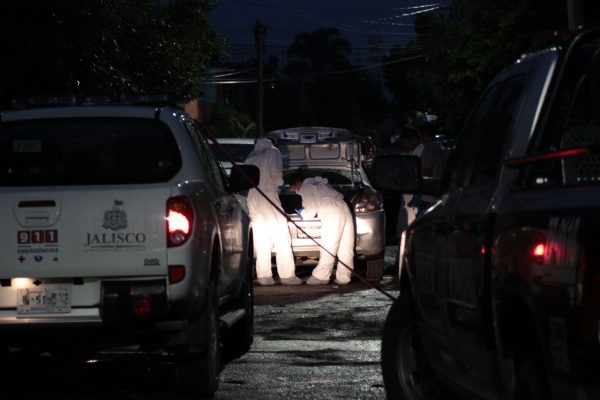Matan a cinco personas en Jalisco