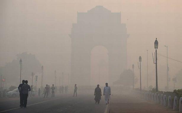 Contaminación, más letal que una guerra