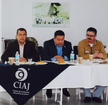 Conforman Clúster Alimenticio en Jalisco