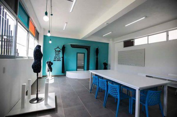 Busca DIF Guadalajara impulsar el Centro de Diseño de Modas en la zona del Vestir