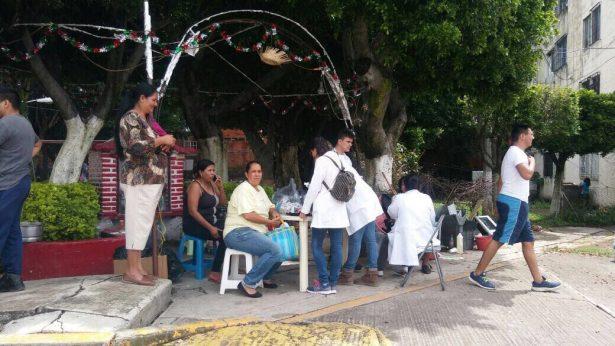 Otorga UNAM más de 600 consultas gratuitas a damnificados de Oaxaca