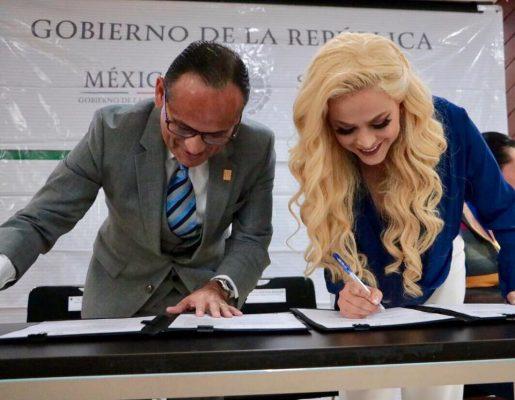 HCG y Sedesol Jalisco firman convenio para promover Seguro de Vida para Jefas de Familia