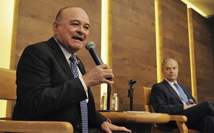 Ernesto Ruffo Appel, Senador del PAN