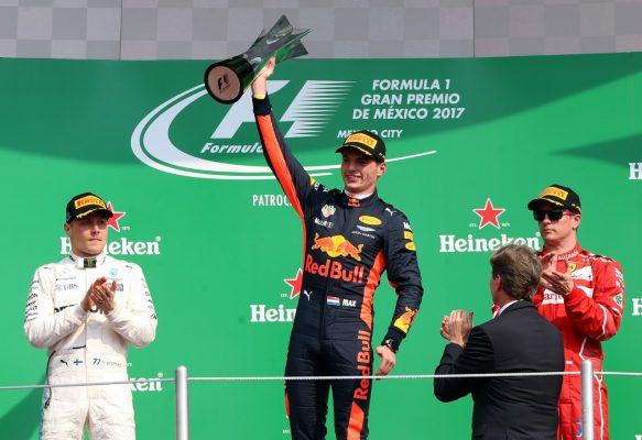 Hamilton consigue cuarto título de F1 pese a quedar noveno en Gran Premio de México