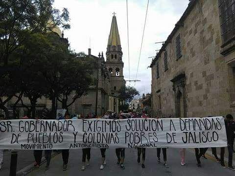 Antorchistas exigirán públicamente servicios médicos para familias humildes