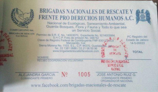Alerta Protección Civil Jalisco de posible estafador que recaba dinero para afectados por sismo