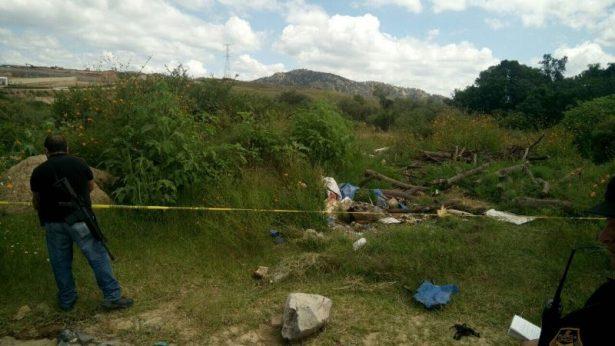 Localizan tres cadáveres torturados en Zapopan, después de ingreso de baleado a la Cruz Verde