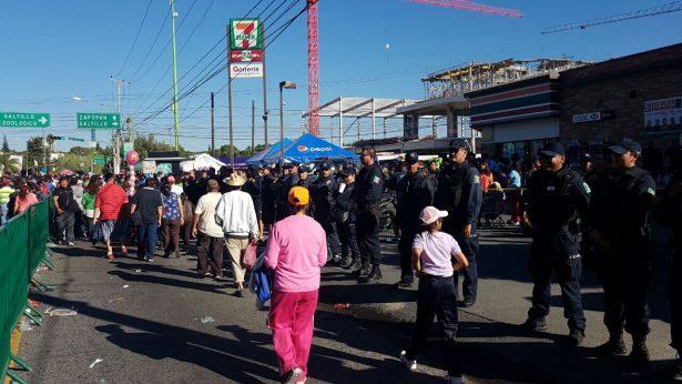 Toda la policía de Guadalajara resguardará La Romería