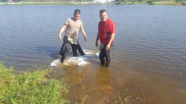 Protección Civil de Tonalá localizó a jinete ahogado en la presa El Ocotillo