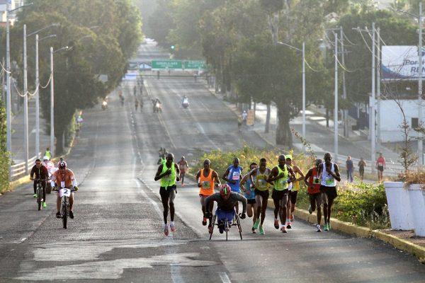 Todo listo para el Maratón Guadalajara 2017