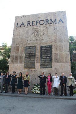 [Galería] Recuerdan el legado de Donato Guerra en el 185 Aniversario de su natalicio