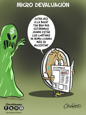 Regresan los fantasmas