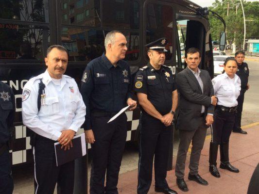 """""""Presume"""" Salvador Caro resultados del operativo de la zona de Chapultepec"""