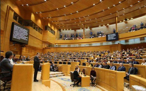 Senado autoriza al gobierno español intervenir la autonomía de Cataluña