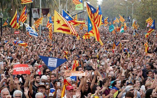 Tras una votación secreta, Parlamento declara independencia de Cataluña