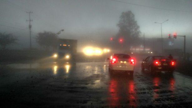 Lluvia de esta madrugada dejó afectaciones menores en la ZMG