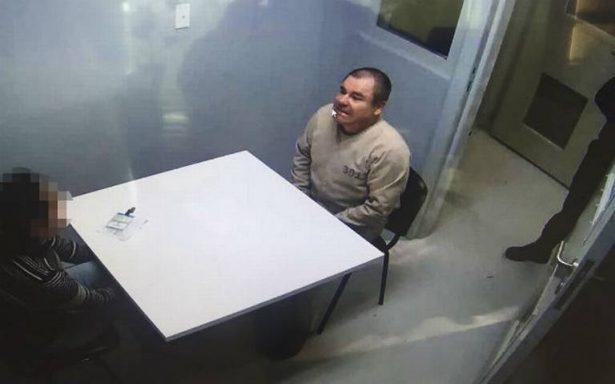 El Chapo ya podrá hablar por teléfono con su familia y ver a un sacerdote