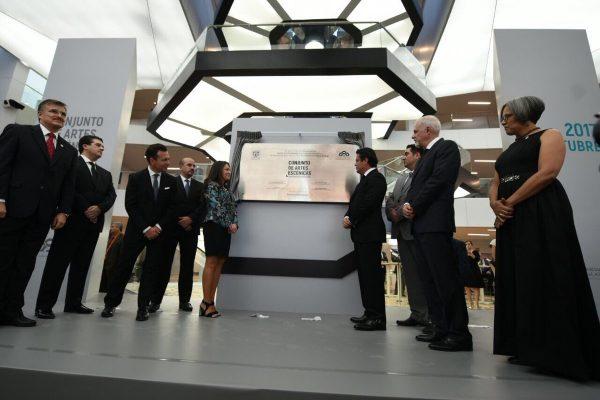Guadalajara: Inauguran el Conjunto de Artes Escénicas de la UdeG
