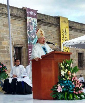 Guadalajara en pecado por Sincretismo: Cardenal Emérito