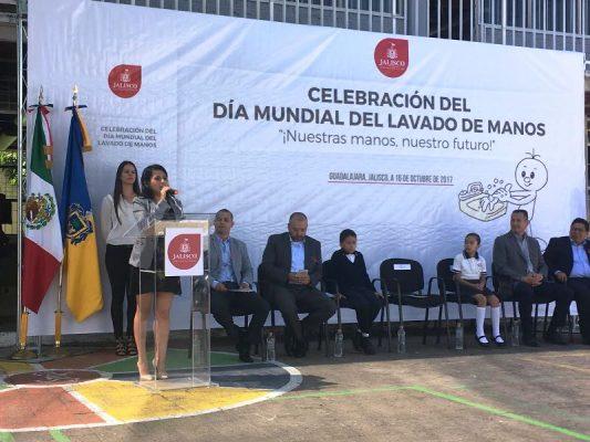 Conmemoraron el Día Mundial del Lavado de Manos