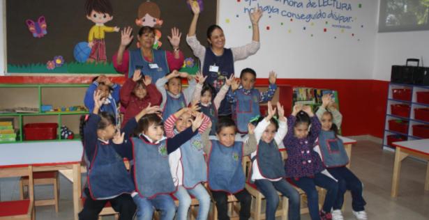 """Rehabilitan Centro de Desarrollo Infantil """"El Colli"""""""