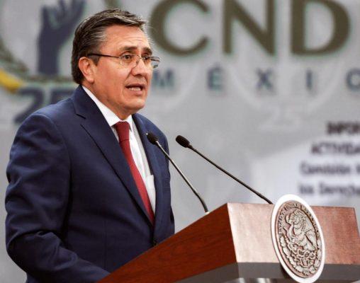 Ombudsman mexicano desea que exista conciliación en el conflicto de Cataluña