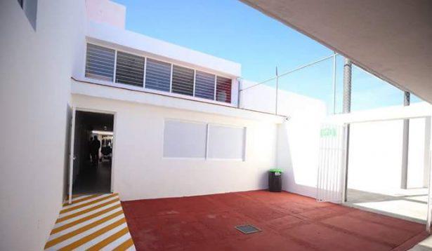 Modernizan Centro de Desarrollo Infantil del DIF Gdl de la colonia El Sauz