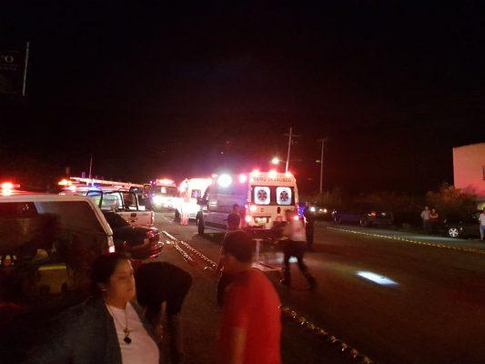 Entregan a familiares los 15 cuerpos de los peregrinos accidentados en Atotonilco el Alto