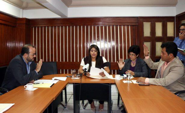 Aprueban en comisiones convocatoria para elección del presidente consejo ciudadano de Seguridad Pública de GDL