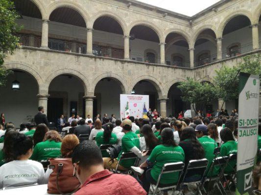 """""""Si-Dono Jalisco"""", nueva plataforma para transparentar procesos de donación"""