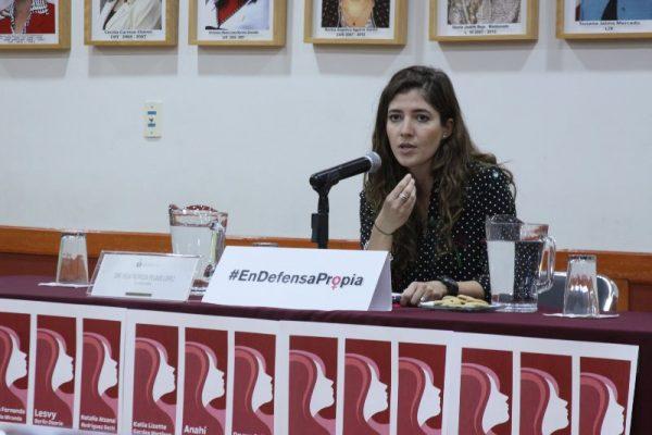 Presentan iniciativa #EnDefensaPropia