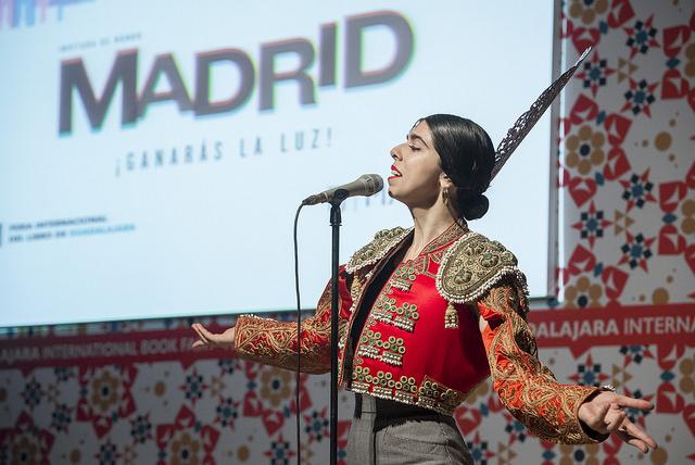 Foto: Feria Internacional de Libro de Guadalajara.