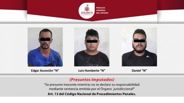 Capturan a célula criminal vinculada a 33 homicidios en GDL y Tlaquepaque