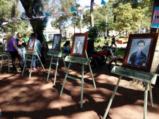 Realizan Festival Trans cultural en el Parque Rojo
