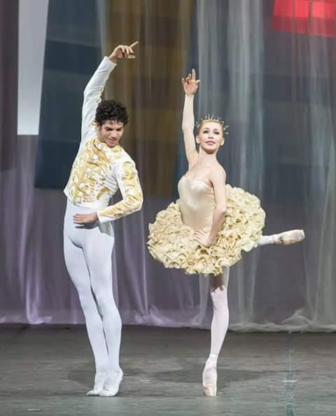 ISAAC estuvo dirigido por el legendario ex bailarín ruso Mikhail Baryshnikov. Foto: cortesía Yasuko Kageyama.