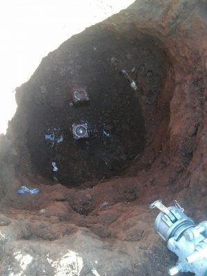 PGR investiga el hallazgo de dos tomas clandestinas en Zapotlanejo