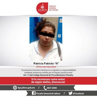 Mujer fue detenida en supermercado de Zapopan, porque presumiblemente robó una pantalla