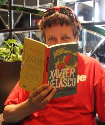 Una crisis financiera personal resultó ser una oportunidad para el escritor Xavier Velasco
