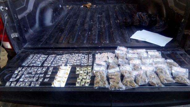 Confisca Policía tapatía más de 200 dosis de droga