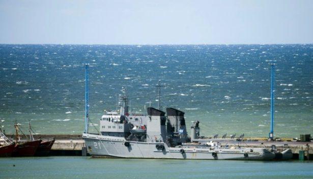 Continúa la búsqueda del submarino argentino, sin esperanzas de hallar vivos a tripulantes