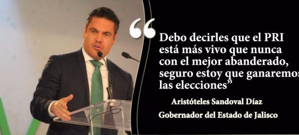 Para el Gobernador, Zamora es el mejor posicionado para ser candidato
