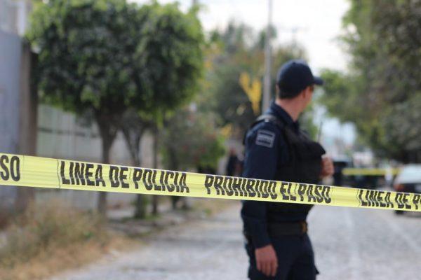 Dos hombres fueron asesinados dentro de una finca de Guadalajara