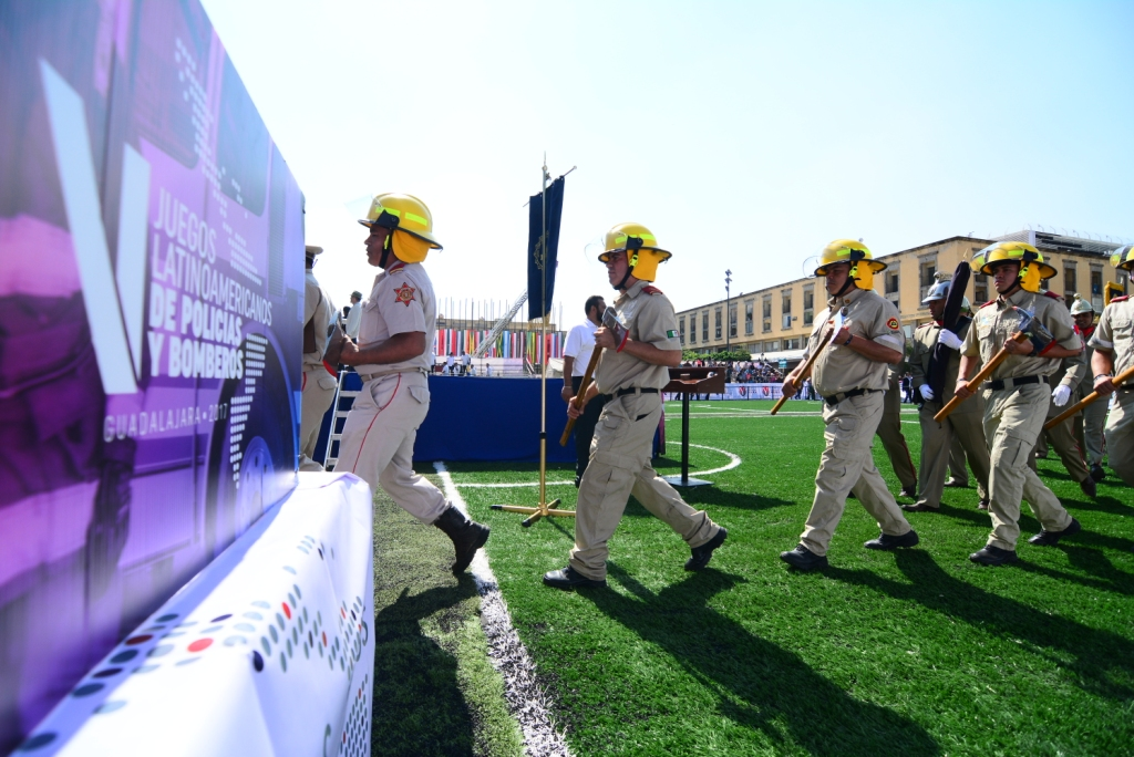 inauguracion de los v juegos latinoamericanos de policias y bomberos (30)