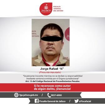 Fue deportado de EU sujeto que era buscado por la justicia en Jalisco
