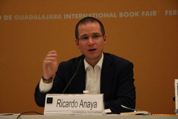 """En el Frente Ciudadano por México no habrá """"dedazo"""": Ricardo Anaya"""